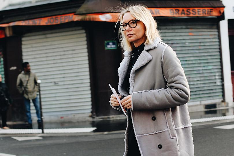 Street Style: лучшие образы уличной моды сParis Couture осень-зима— 2018. Виктория Давыдова