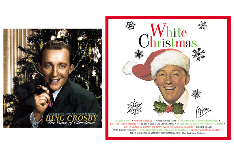 Bing Crosby — The Voice ofChristmas: The Complete Decca Christmas Songbook (Decca, 1988)