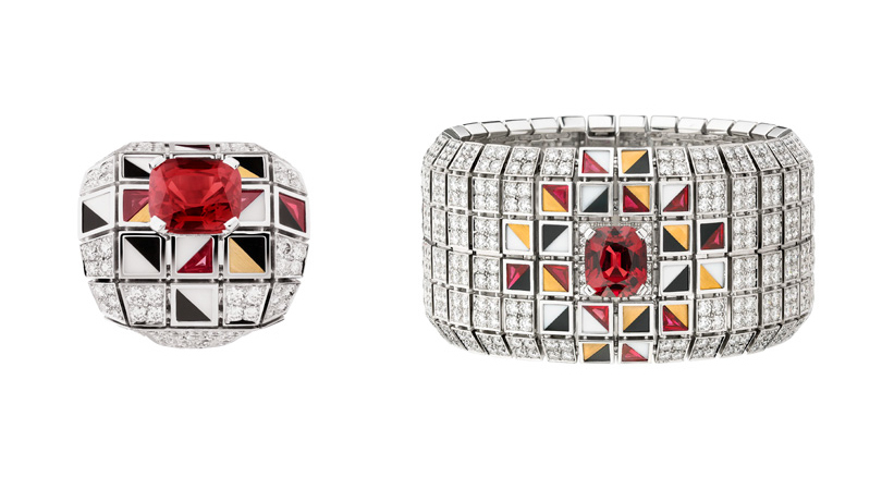 Первая «высокая» ювелирная коллекция Chanel, созданная для России. Сет Igor
