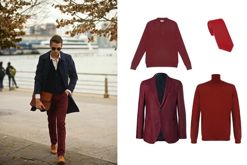 Наука цвета: как составить мужской гардероб, который будет работать навас. Галстук, Gucci; поло, Canali; водолазка, Lanvin (ЦУМ); пиджак, Gucci