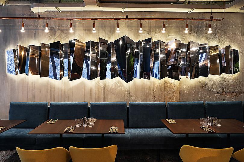 Новый ресторан: 800 °СContemporary Steak