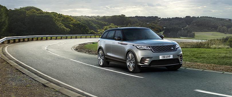 Чувственный опыт: «Авилон» принимает заказы нановый кроссовер Range Rover Velar