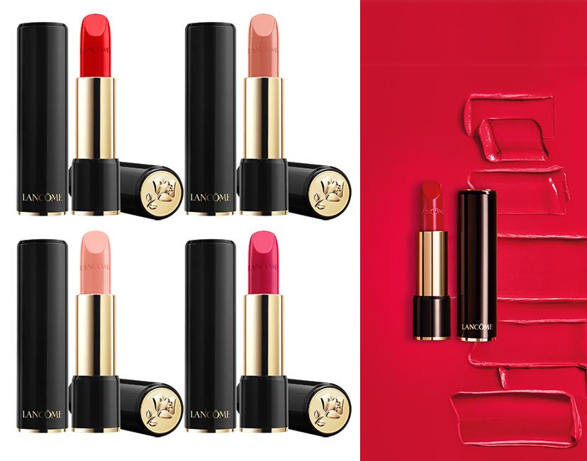 BeautyShopping. 50оттенков розового: новая версия легендарной помады Absolu Rouge Lancôme
