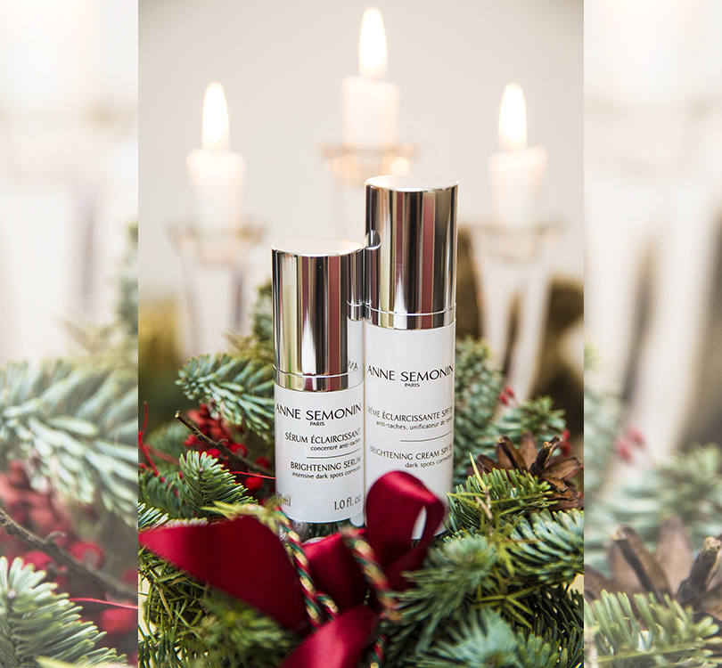 Новый год. BeautyShopping: идеальная тройка отAnne Semonin— средства для ровного цвета кожи иантивозрастной крем для лица сэффектом ботокса