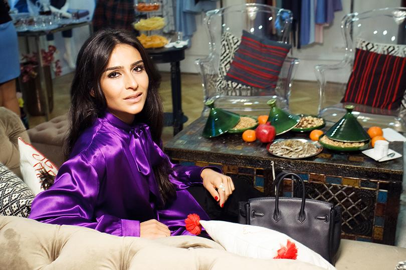 Светская хроника: модный дом ARAIDA открыл новый шоу-рум. Тамуна Циклаури