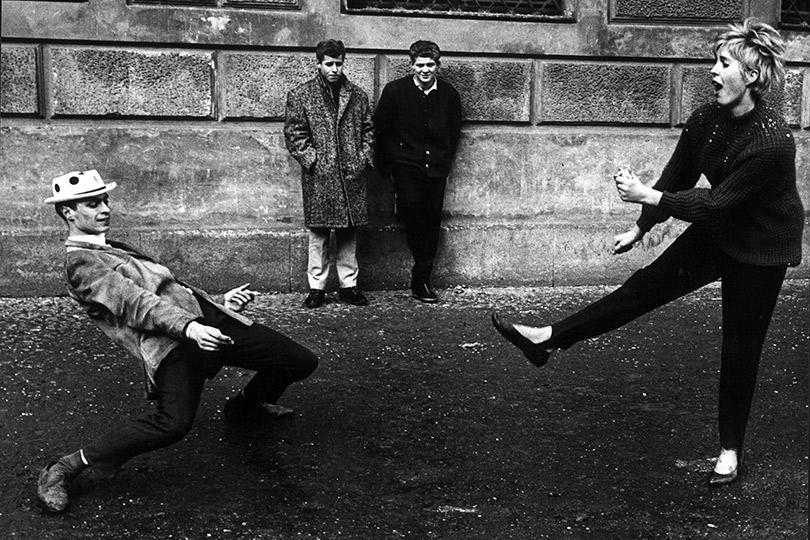 Джанни Беренго Гардин. Мюнхен, Германия.1958