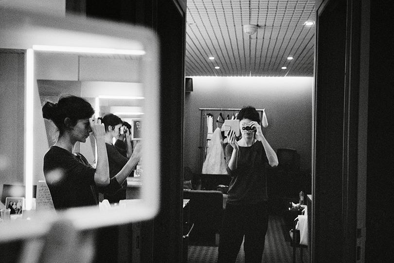Тотут, тотам: фотопортреты Одри Тоту нафестивале фотографии «Встречи вАрле»
