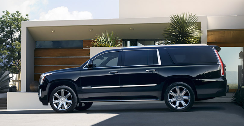 Cadillac Escalade Platinum иСadillac Escalade ESV Platinum— «драгоценная» покупка