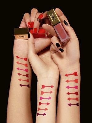 Зарегистрируйтесь насайте онлайн-бутика YSL Beauty ипопадите враздел Secret Sale