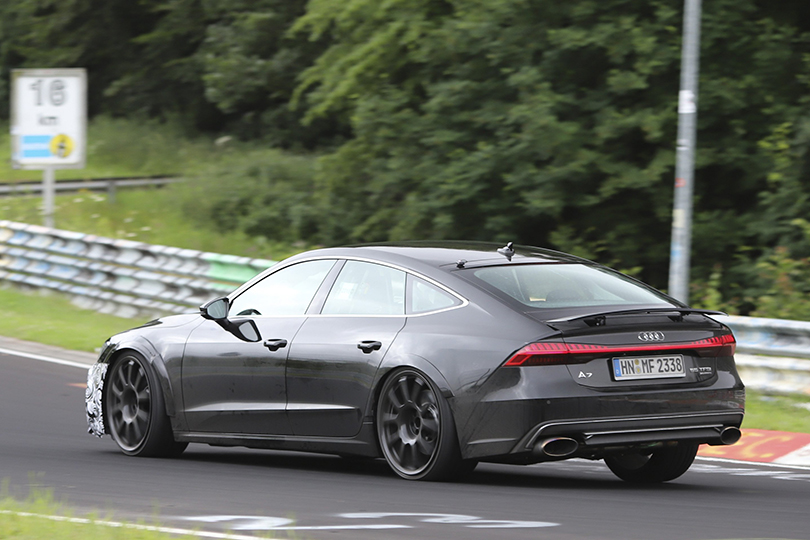 Cars with Jan Coomans. The most interesting cars (according tome) that wewill get in2019. Audi RS7