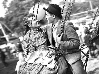 «Карусель»/ Körhinta (1955, Венгрия) Золтан Фабри  Фильм— участник основного конкурса