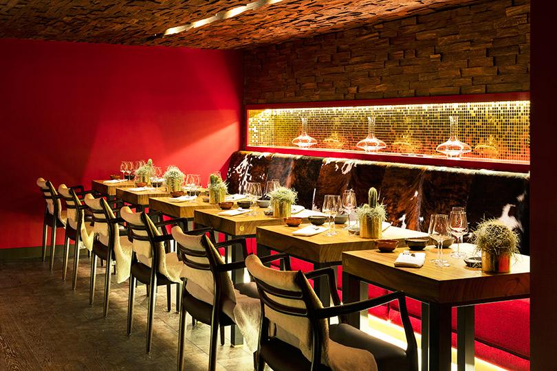 Куда поехать наНовый год: праздничный ужин вресторане Мауро Колагреко вКуршевеле