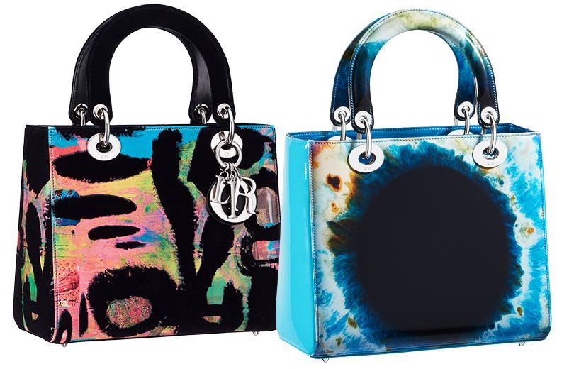Shoes &Bags Blog: #DiorLadyArt— коллаборация модного Дома ссовременными художниками. Крис Мартин, Марк Куинн