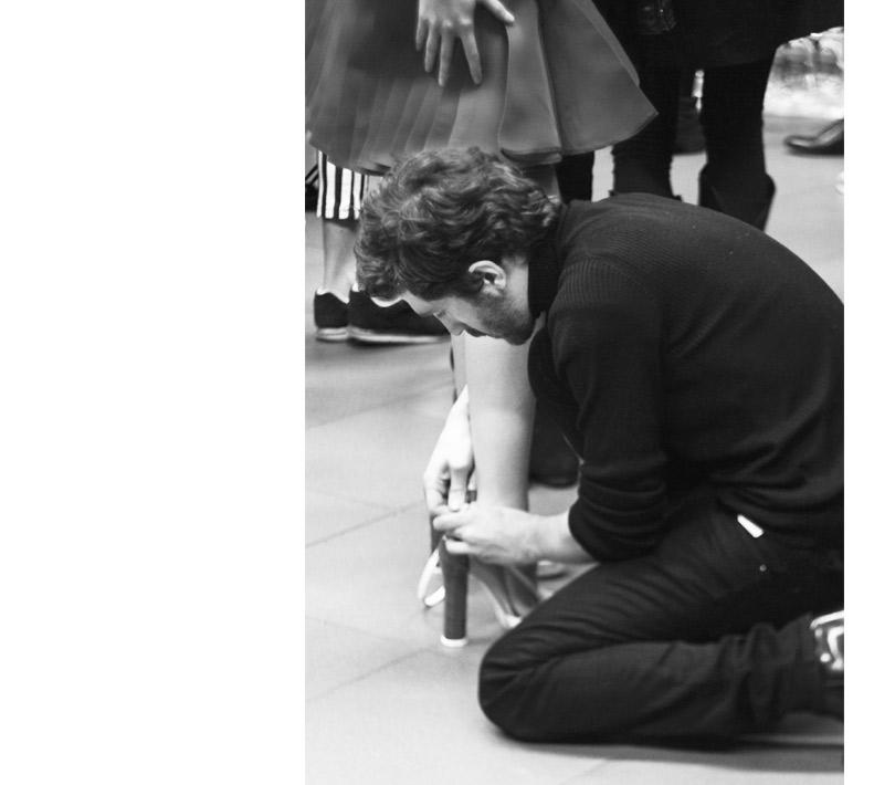Эксклюзив: дизайнер Давид Кома— ожизни между Лондоном иПарижем, работе вMugler иморальной зрелости