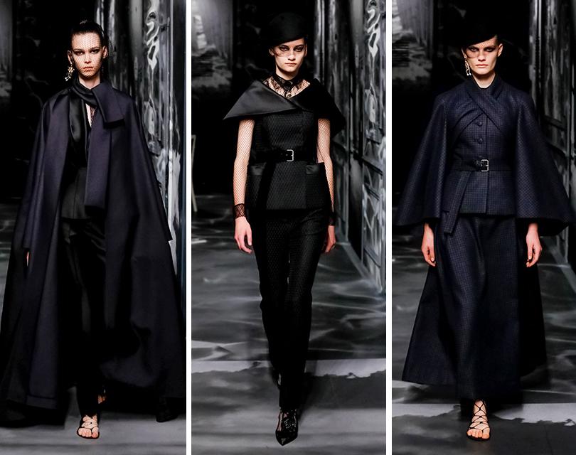 «Архитектурная» коллекция Марии Грации Кьюри для Dior Couture