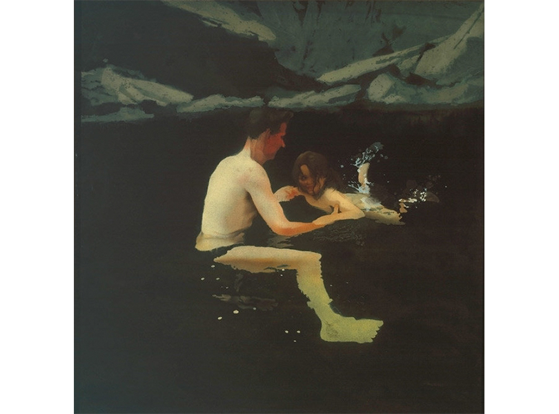 Майкл Эндрюс. «Мы с Мелани плаваем». 1978–1979