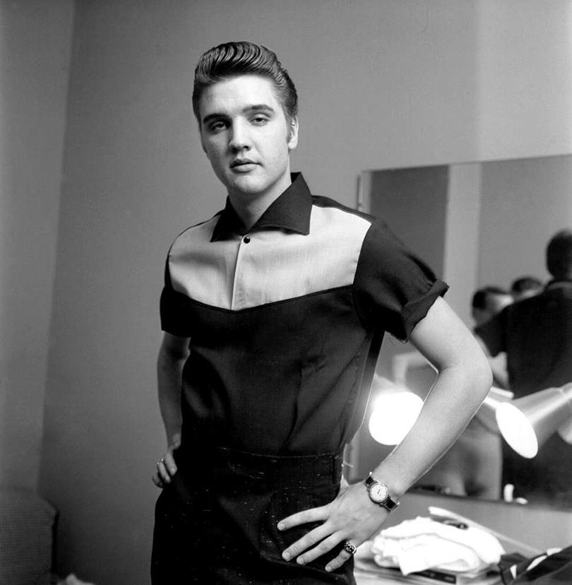 Men inStyle: 10крутых образов Элвиса Пресли