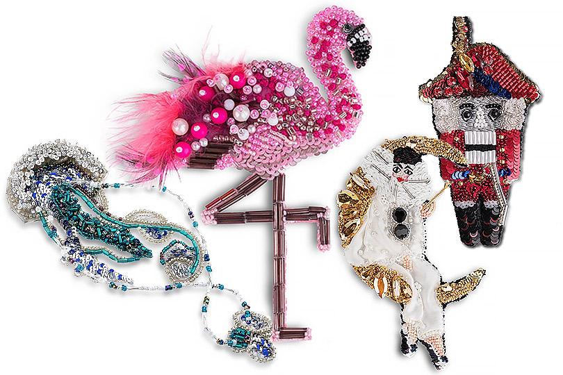 Идея подарка: модная бижутерия отроссийских марок. Plankt.on