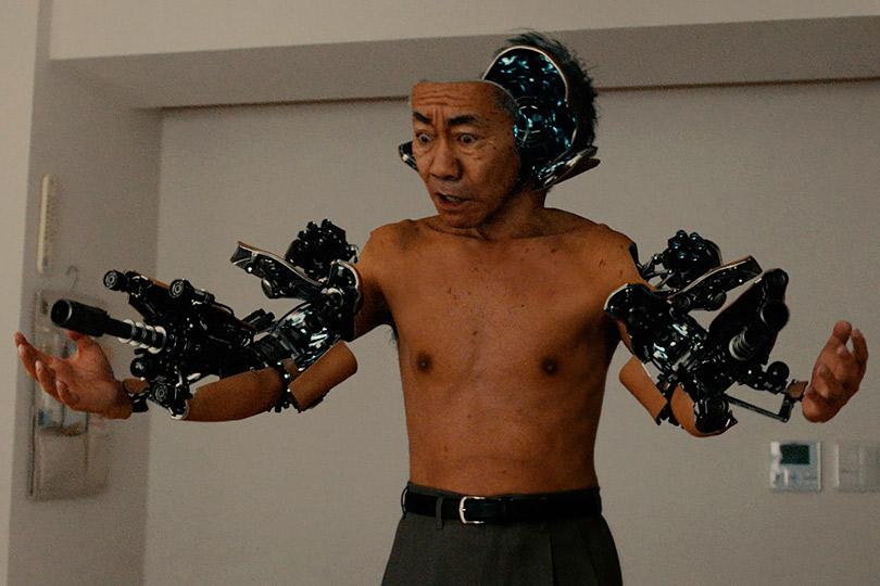 Взрывной звук: что такое «бакуон» ичто смотреть вэтом формате накинофестивале японского кино вМоскве. «Инуясики», Синсукэ Сато, 2018