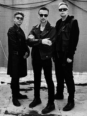Самые ожидаемые концерты наступающего 2018 года: Depeche Mode