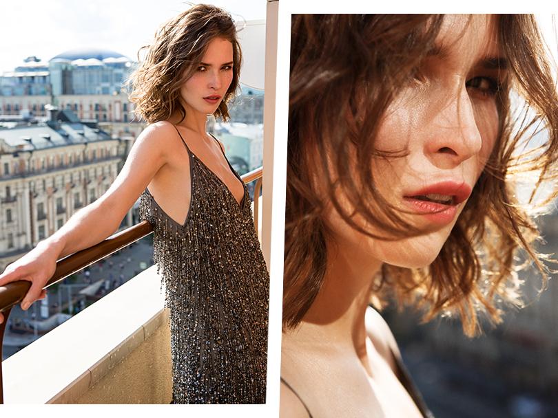 #PostaBeautyClub. Тест помады L'Oréal Matte Addiction: Лукерья Ильяшенко