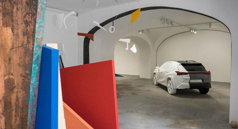 ВЛиссабоне открылась инновационная pop-up-галерея UXArt Space