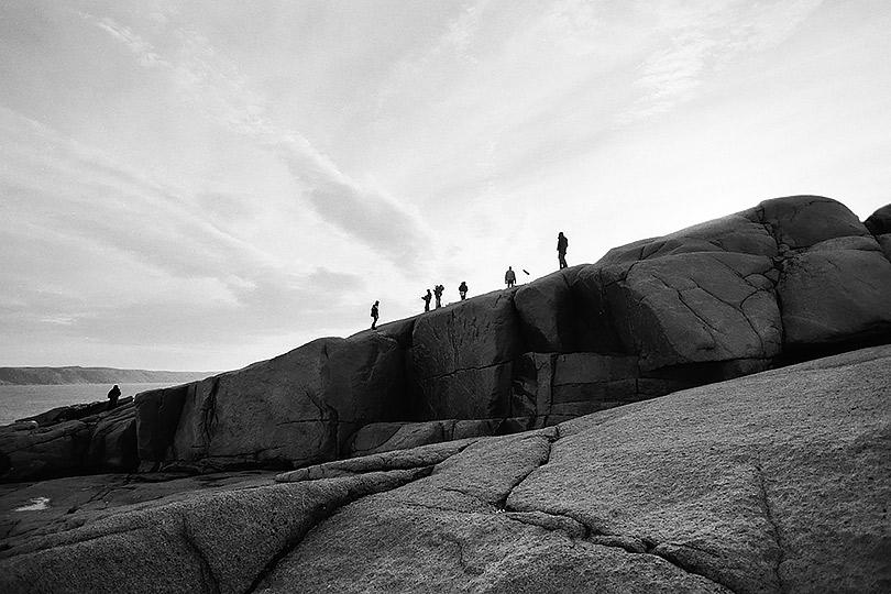 «Левиафан. Процесс. Ретроспектива»: выставка фотографий Анны Матвеевой впространстве синема-квестов Studio77