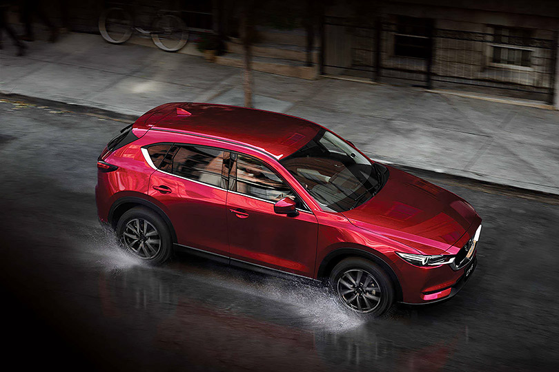 Cars with Jan Coomans. Mazda CX-5 review