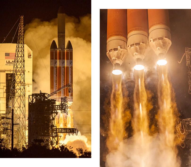 «Миссия крайностей»: NASA запустило кСолнцу зонд «Паркер», названный вчесть астрофизика, недавно отметившего 91-летие