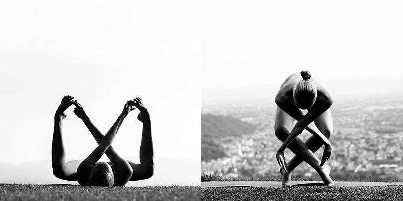 Инстаграм недели: обнаженная красота Nude Yoga Girl