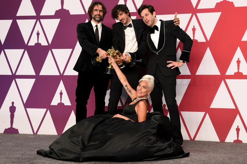 «Оскар»-2019: триумфаторы 91-й церемонии вручения премии Американской киноакадемии. Марк Ронсон, Леди Гага, Энтони Россомандо и Эндрю Уайет