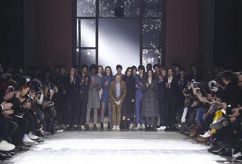 Men in Style: что мы узнали в Париже? Пять главных открытий Недели мужской моды. Paul Smith