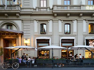 Флоренция: Hotel Savoy