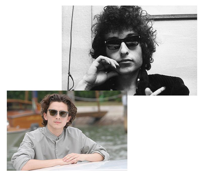 Тимоти Шаламе перевоплотится в Боба Дилана
