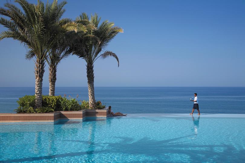Куда поехать зимой: оманские отели Shangri-La. Органическая ферма Юзу