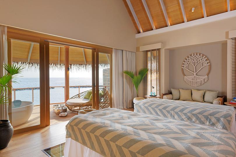 «Время не имеет значения»: качественная перезагрузка в круглосуточном спа в отеле The Nautilus Maldives