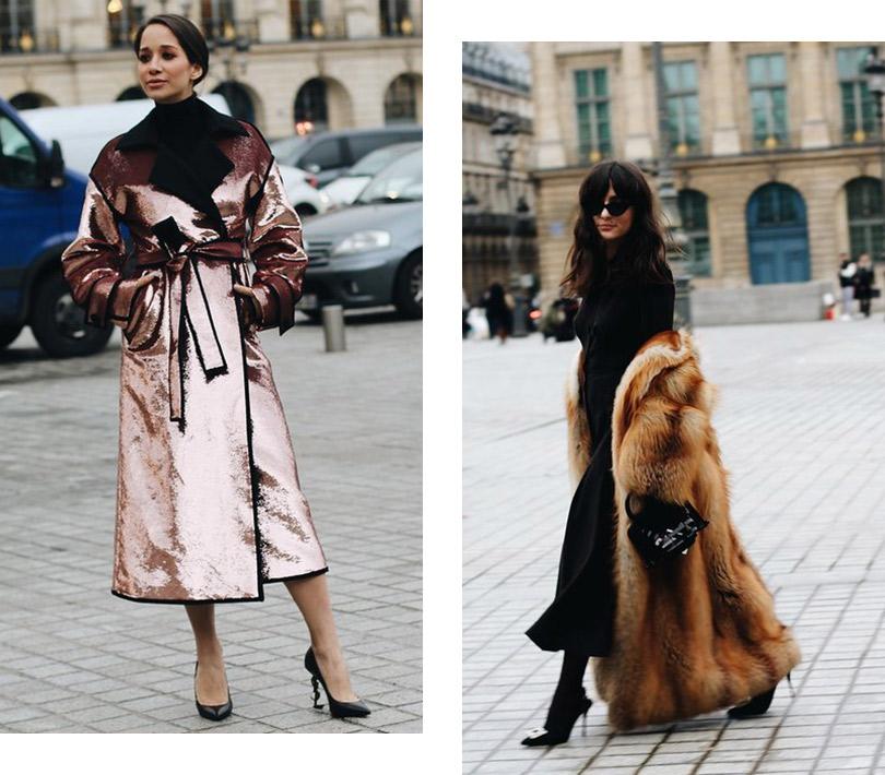 Street Style: лучшие образы уличной моды сParis Couture осень-зима— 2018. Элеонора Каризи