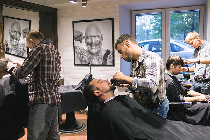 10лучших барбершопов Москвы иСанкт-Петербурга. Mr. Right Barbershop