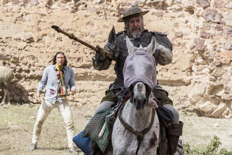 Кино недели: «Человек, который убил Дон Кихота» Терри Гиллиама