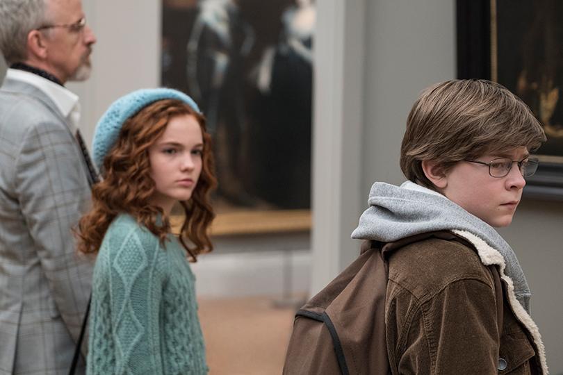 Кино недели: «Щегол» Джона Краули