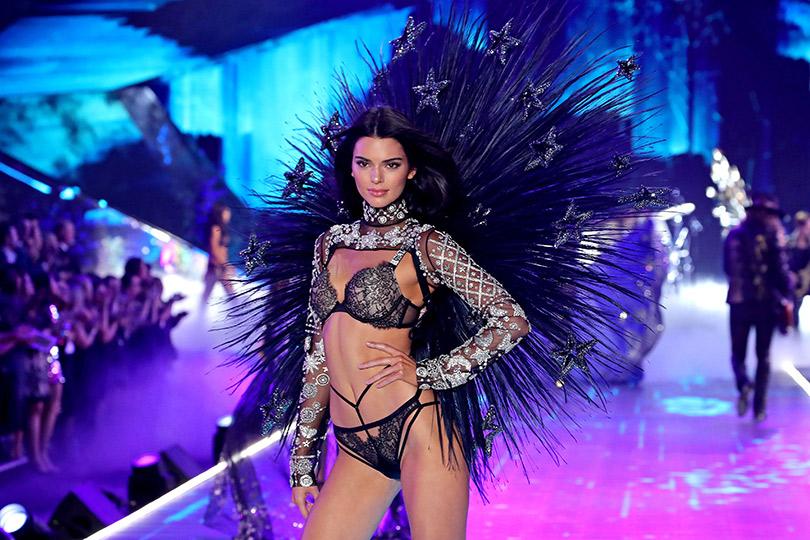 Как прошло шоу Victoria's Secret 2018: все самое интересное о главном показе осени. Кендалл Дженнер