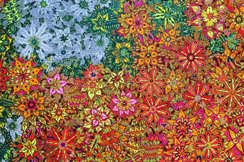 Во Вселенной художника: выставка Макса Гошко-Данькова в Центре Гиляровского