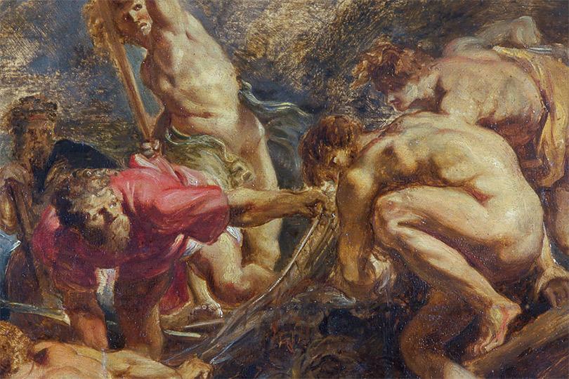 «Рубенс. Художник этюдов»  Музей Прадо, Мадрид, Испания  До5августа