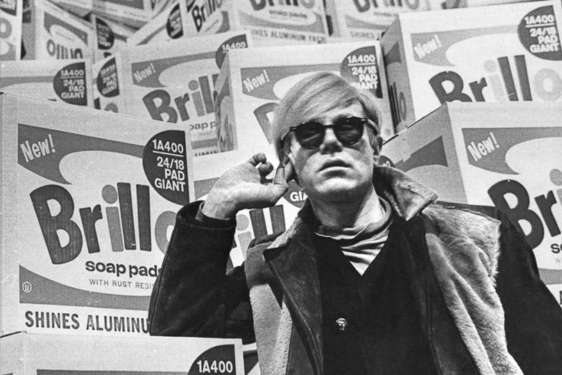 «Уорхол 1968» Музей современного искусства, Стокгольм, Швеция До 17 февраля