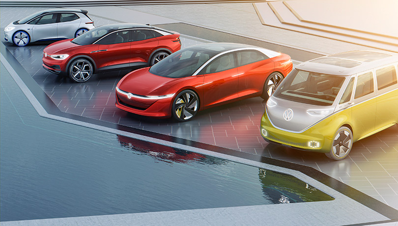 Cars with Jan Coomans. Electric for all: Volkswagen's E-mobility drive