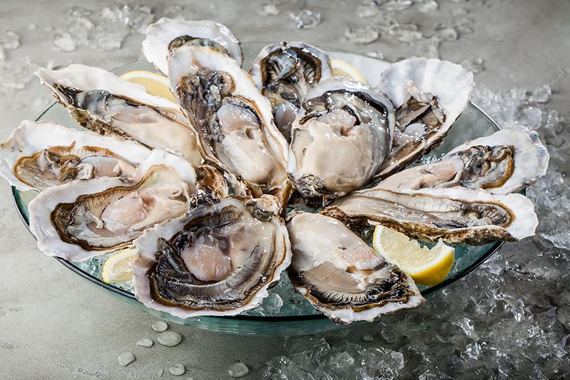Морепродукты в меню ресторана «Северянин»