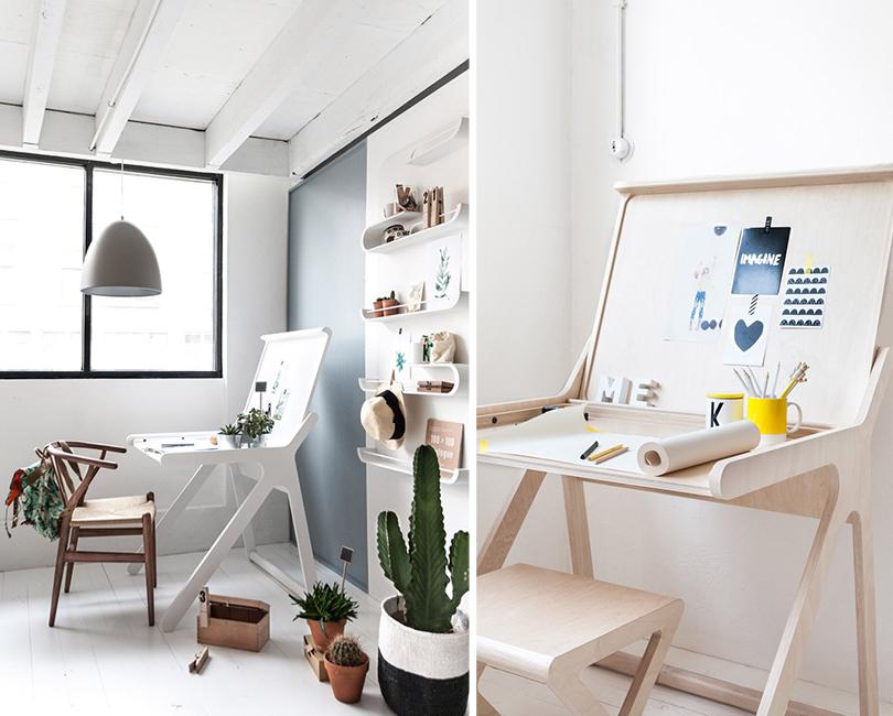 Дизайн & Декор: на вырост. Тренд на детскую мебель-трансформер. Нидерландская марка Rafa Kids