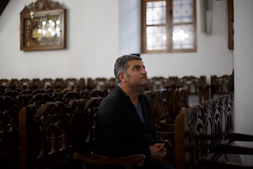 """«Он сказал """"Мама""""»: интервью с кинорежиссером Арсеном Агаджаняном и эксклюзивная премьера на Posta-Magazine"""
