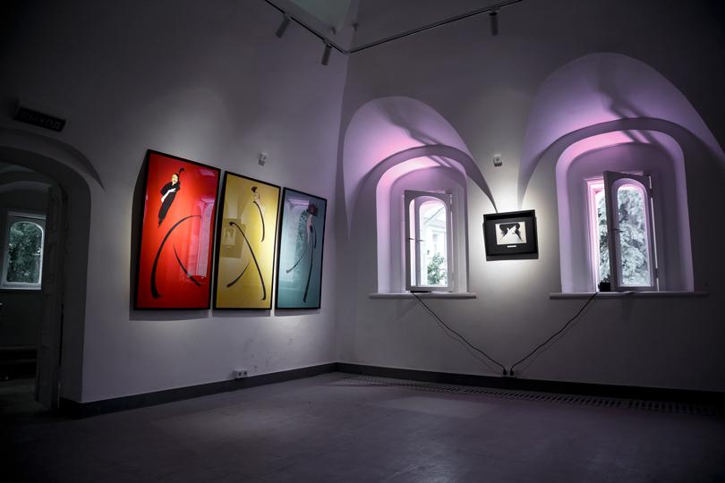 Вид экспозиции в«Гранатном дворе»
