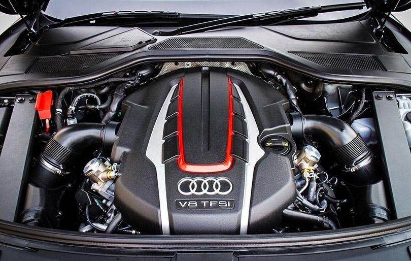 Cars with Jan Coomans: Audi S8Plus review